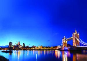 Bilde av London hvor BIMM har sitt største college