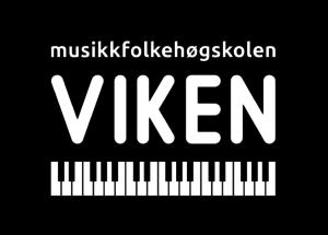 Logo for Musikkfolkehøgskolen Viken